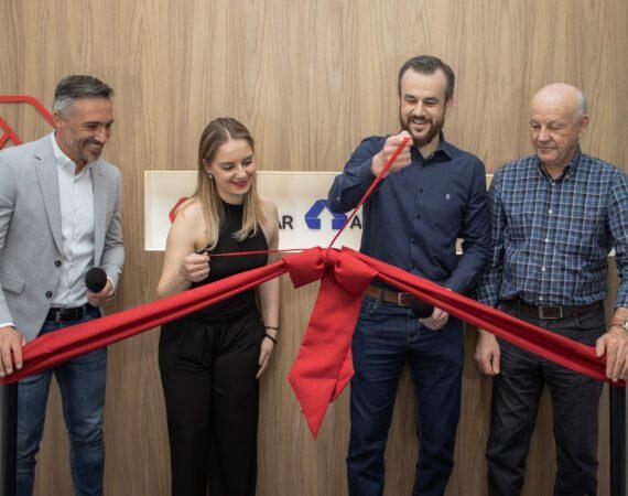 Ademicon Carboni é oficialmente inaugurada em mega evento nacional