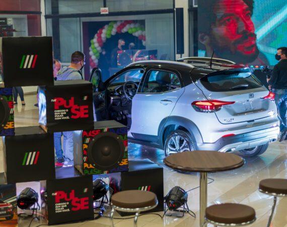 Lançamento do Fiat Pulse foi um sucesso na Carboni!