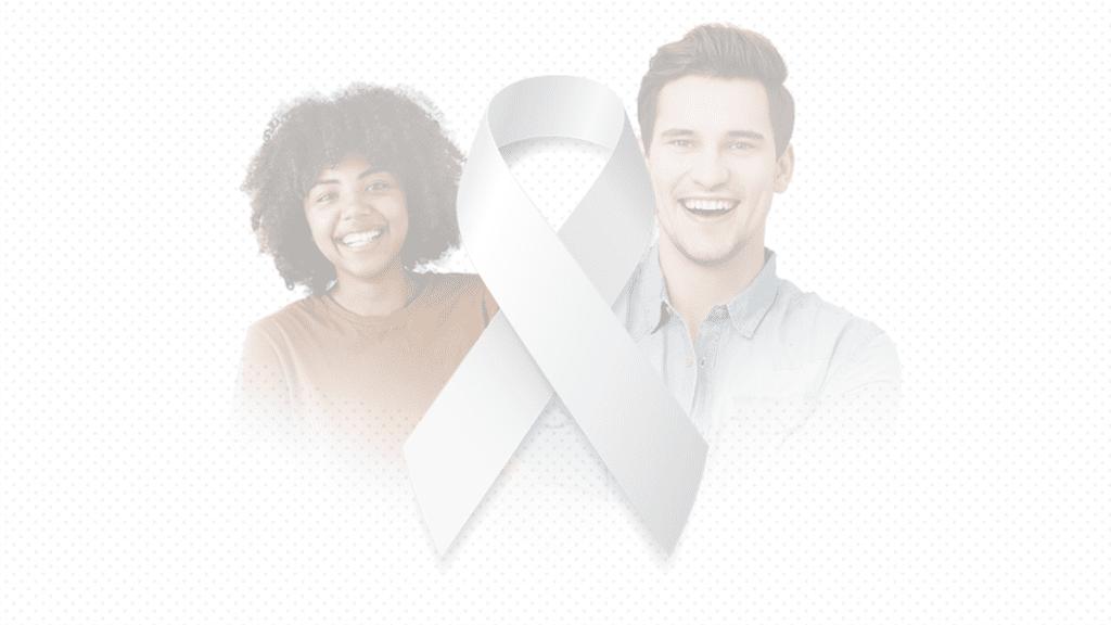Janeiro Branco: para preservar a saúde mental, todo cuidado conta capa de release