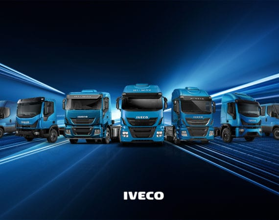 IVECO é a marca de caminhões que mais cresceu no Brasil em 2020