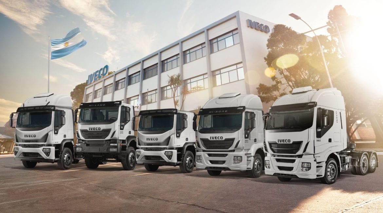 Iveco lidera mercado de caminhões pesados na Argentina IVECO Argentina