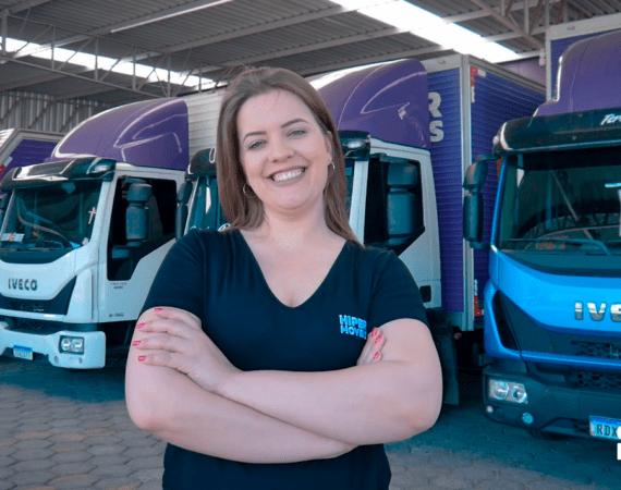 Hiper Móveis conta com frota Iveco para fazer entregas urbanas