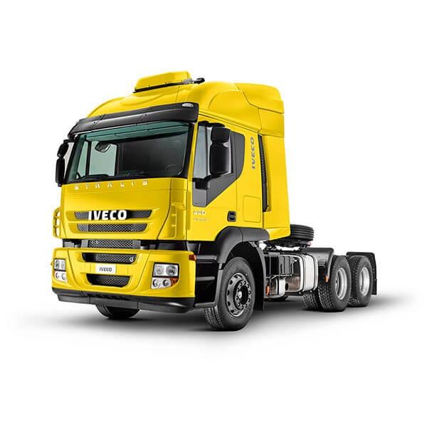 Iveco Stralis ultrapassa 2 milhões de quilômetros rodados transportando cargas desde 2008 stralis