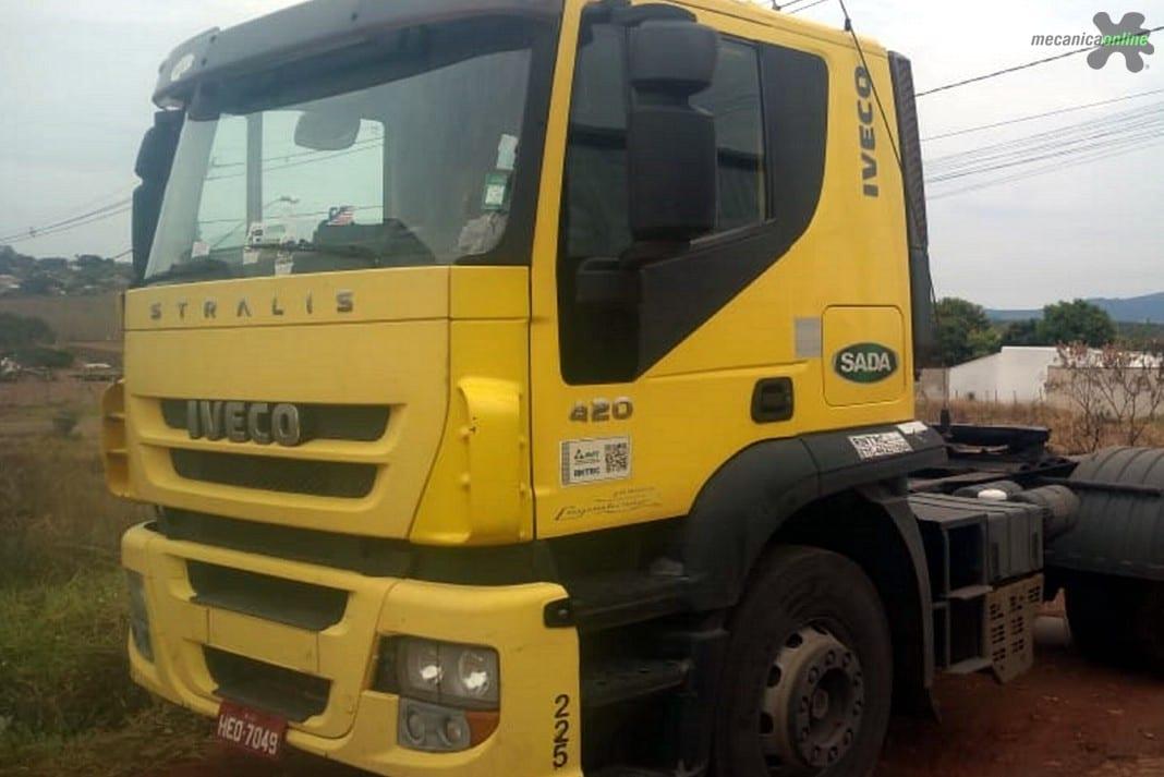 Iveco Stralis ultrapassa 2 milhões de quilômetros rodados transportando cargas desde 2008 IVECO Stralis destaque