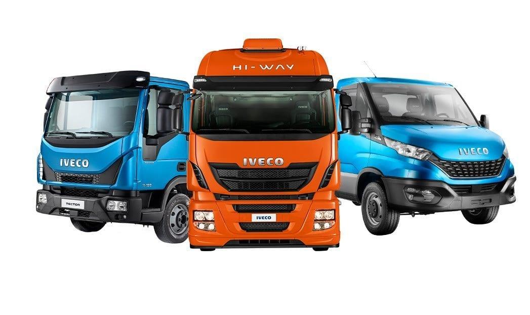 Iveco é reconhecia pelo desempenho no mercado brasileiro no ano de 2020 Potencia Premiada 1 Consorcio IVECO
