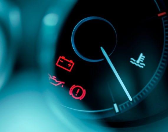 O quê significam as luzes no painel do seu FIAT?