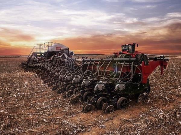 Projetada no Brasil, plantadeira da Case IH recebe prêmio internacional de inovação unnamed 2