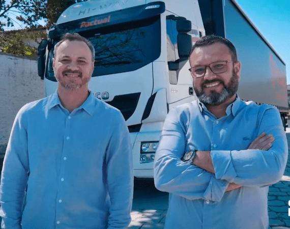 Pactual Transportes começou do zero com ajuda da Carboni Iveco e Banco CNH Industrial