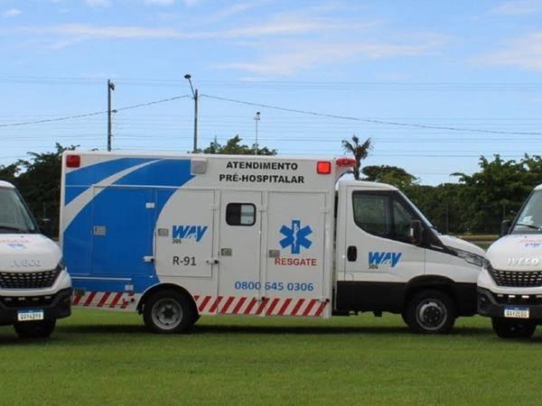 Novo IVECO Daily pronto para emergências nas rodovias do Brasil com novo conceito de solução para ambulâncias unnamed