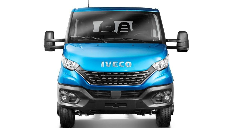 IVECO Daily é o 'Caminhão Leve do ano em 2021' 581123