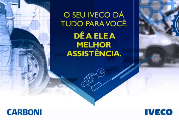 Conheça os Planos de Manutenção Iveco e mantenha o seu caminhão na estrada