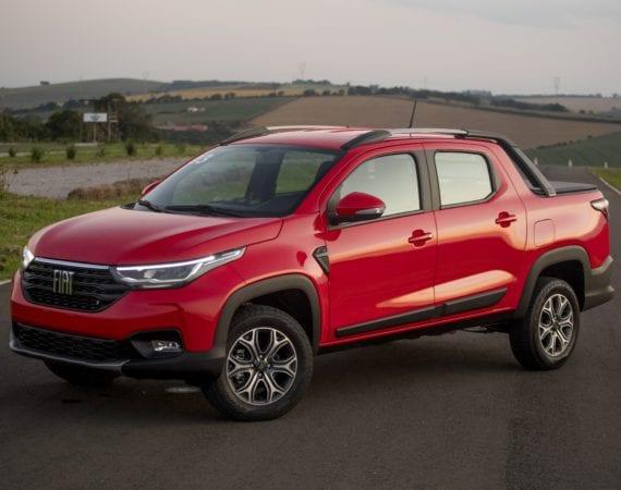 Fiat tem 3 veículos no topo do ranking dos mais vendidos em abril