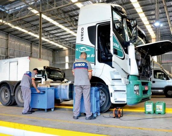 Planos de Manutenção IVECO reforçam padrão de excelência da marca