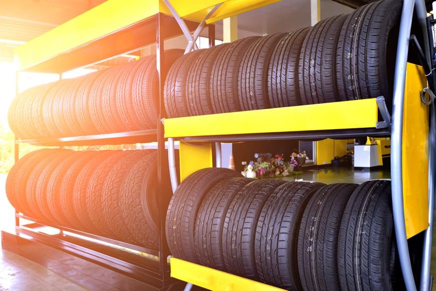 Venda de pneus cresce 10% em março e 5,4% no trimestre X noticia 32806