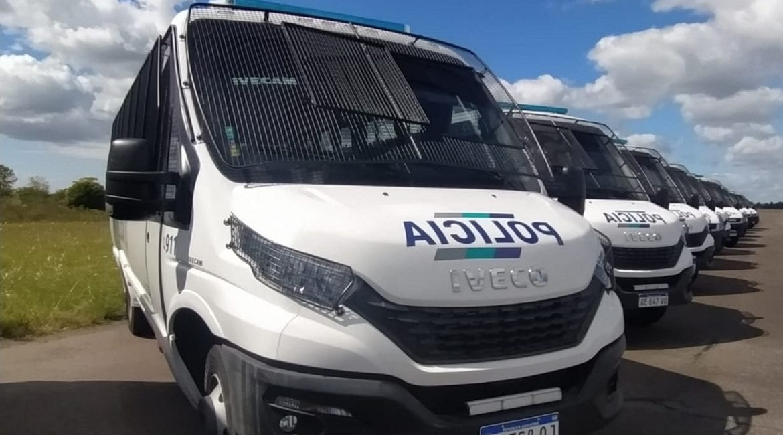 IVECO BUS entrega 80 Eurobus na Argentina 583326