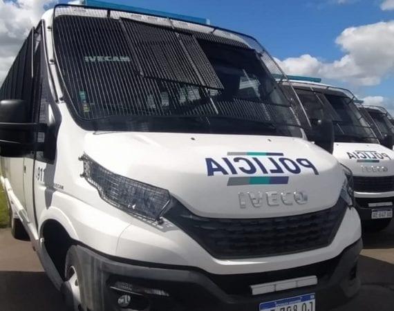 IVECO BUS entrega 80 Eurobus na Argentina