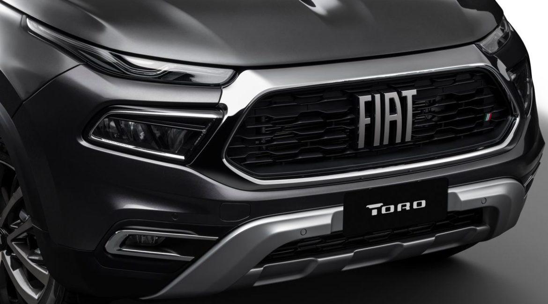 Nova Fiat Toro: referência em design, picape traz estilo ainda mais moderno em sua primeira evolução Ranch cinza 0012 medium