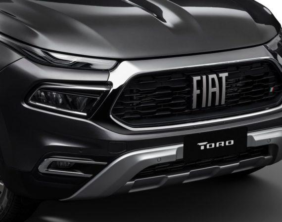 Nova Fiat Toro: referência em design, picape traz estilo ainda mais moderno em sua primeira evolução