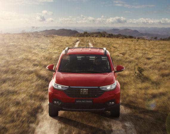 Fiat alcança liderança inédita no mercado da América do Sul