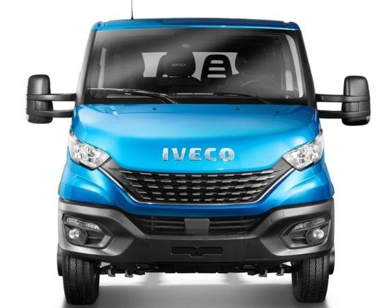 IVECO lidera mercado de leves (chassi-cabine) com a linha Daily