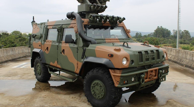 Iveco Defence Vehicles entrega a primeira unidade do LMV-BR para o Exército Brasileiro 583955