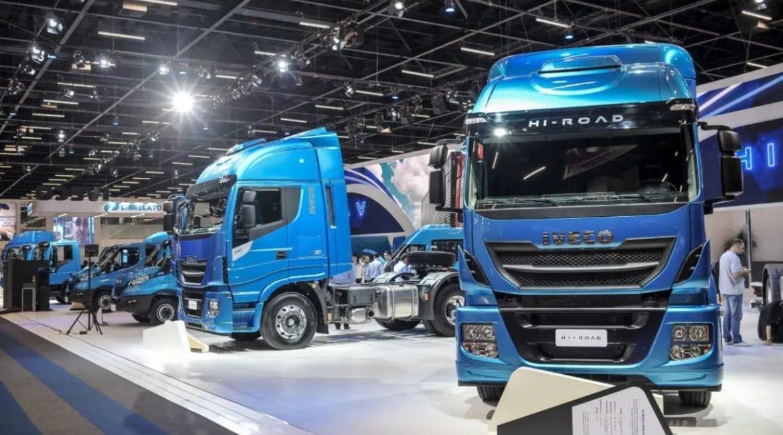 Iveco amplia vendas e vai testar caminhões a gás no Brasil Capturar