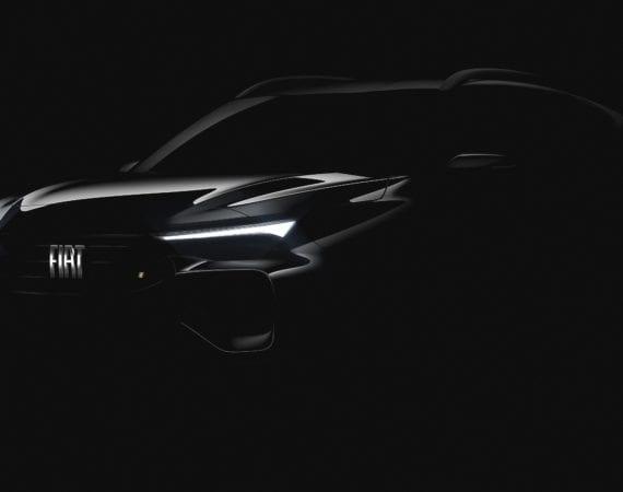 Fiat revela detalhe de seu novo SUV
