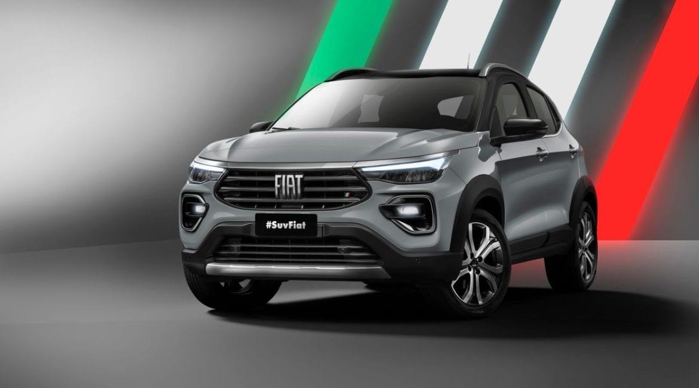 Fiat antecipa seu novo SUV na final do BBB21