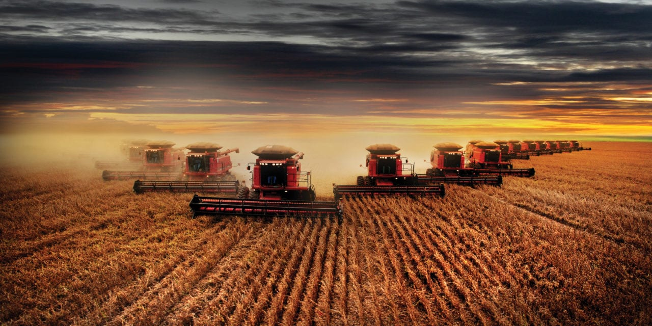 Case IH vence votação popular do Prêmio Visão Agro na categoria Máquinas Agrícolas