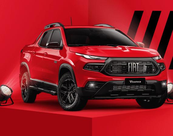 Acompanhe a Live de lançamento da Nova Fiat Toro 2022