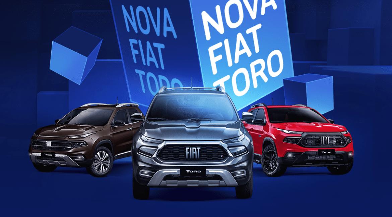 Compre a sua nova Fiat Toro 2022 com o consórcio da Ademicon Carboni
