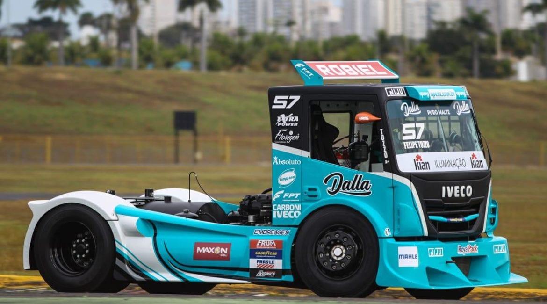 Carboni é patrocinadora oficial da equipe Dakar na Copa Truck 2021 copa truck 1