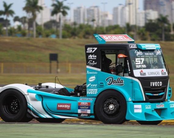 Carboni é patrocinadora oficial da equipe Dakar na Copa Truck 2021