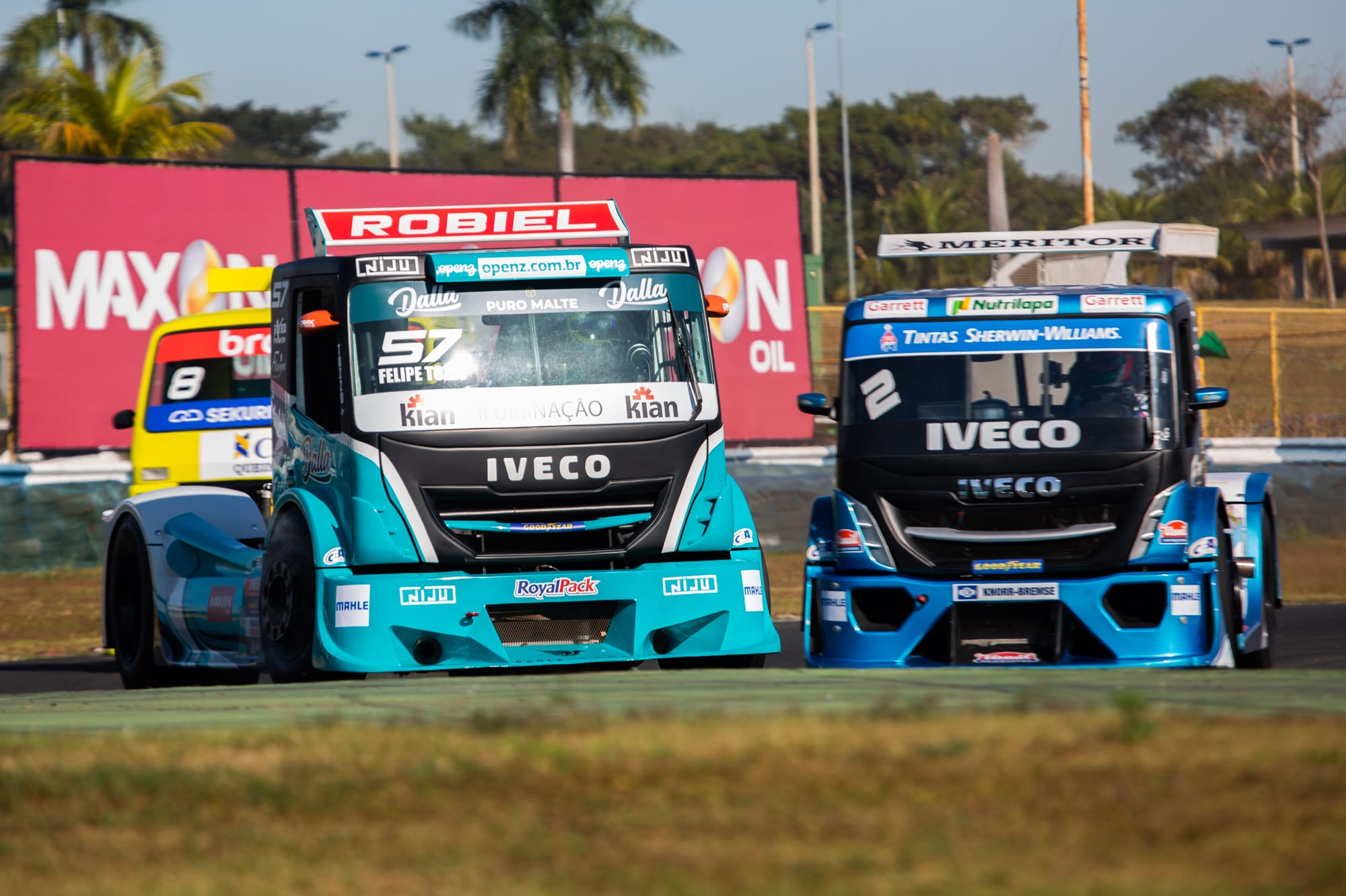 Carboni é patrocinadora oficial da equipe Dakar na Copa Truck 2021 51196116788 0a74eccfec o