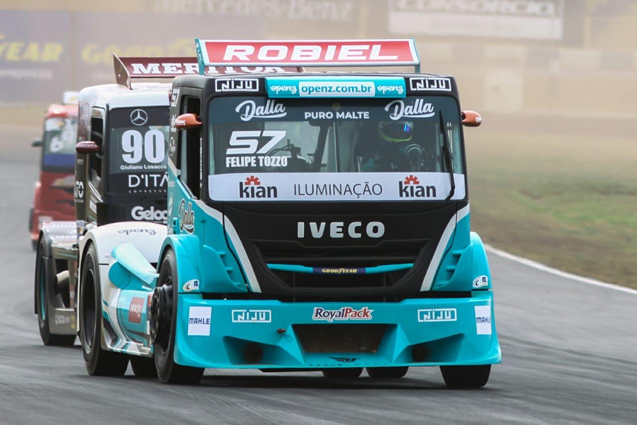 Carboni é patrocinadora oficial da equipe Dakar na Copa Truck 2021 copa truck 3