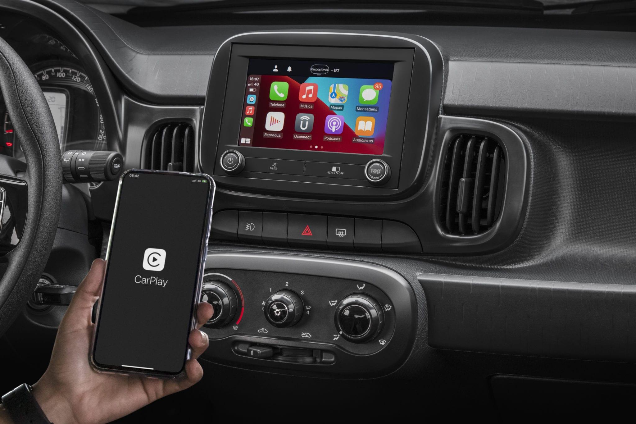 Fiat apresenta Mobi 2022 com novidades