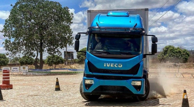 Final da 29ª Gincana do Caminhoneiro tem transmissão online da IVECO IVECO Gincana