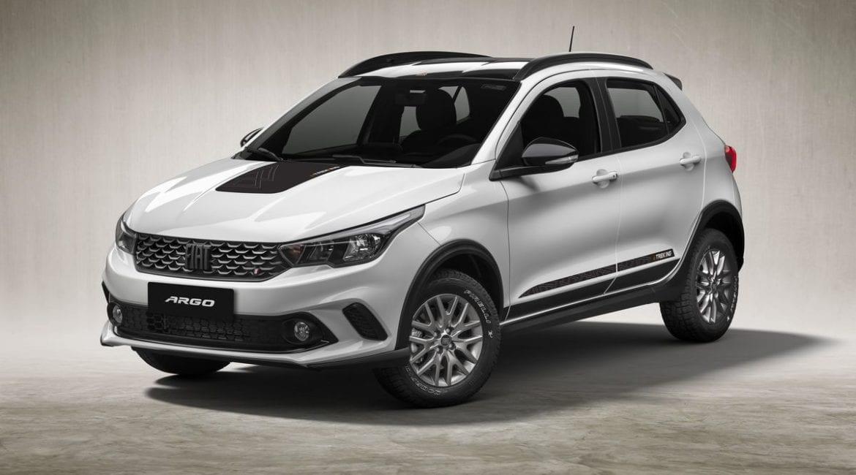 Fiat emplaca o Argo como o veículo mais vendido do Brasil em maio FiatArgoTrekking13dianteira 1 medium