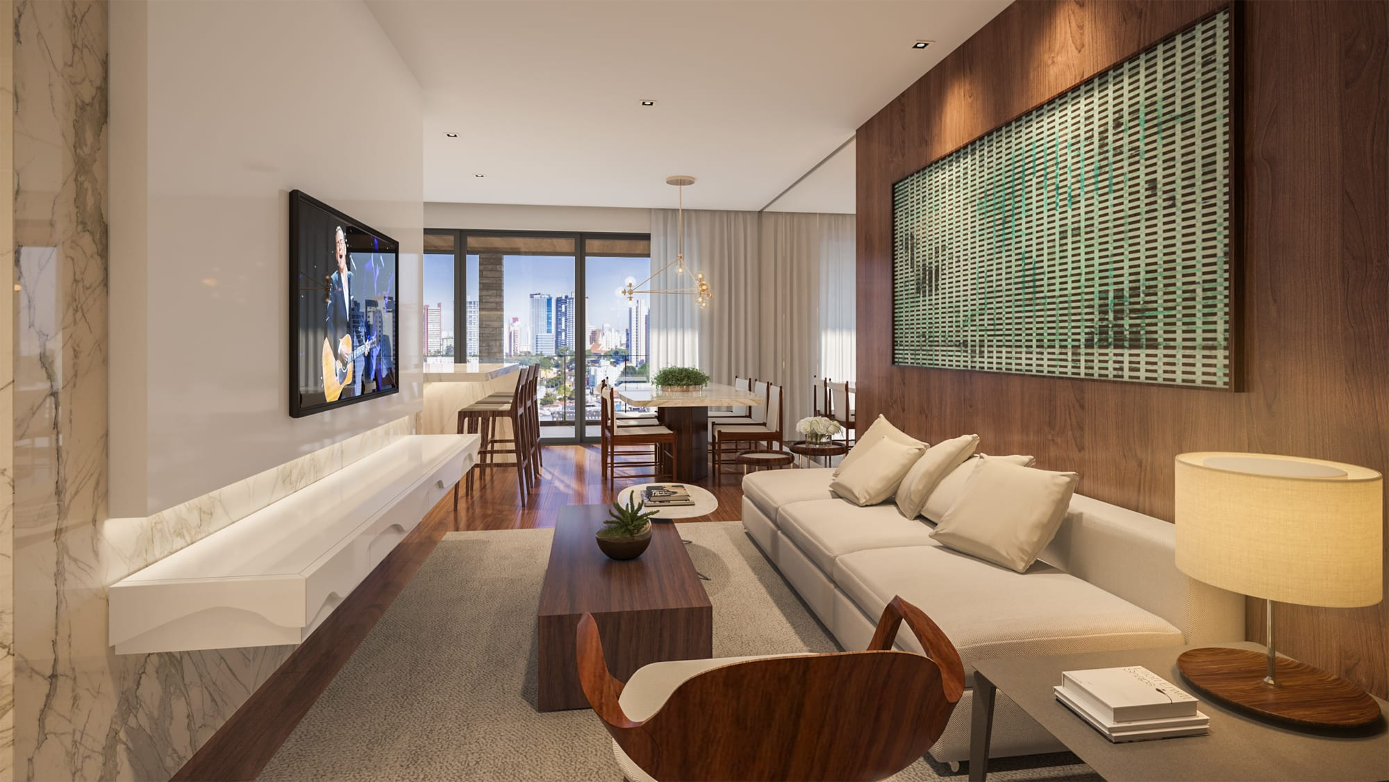 Brooklyn Residences - A State of art Residence
