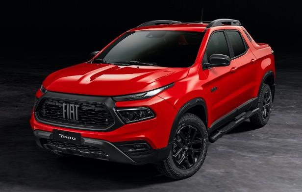 Nova Fiat Toro - Design Externo