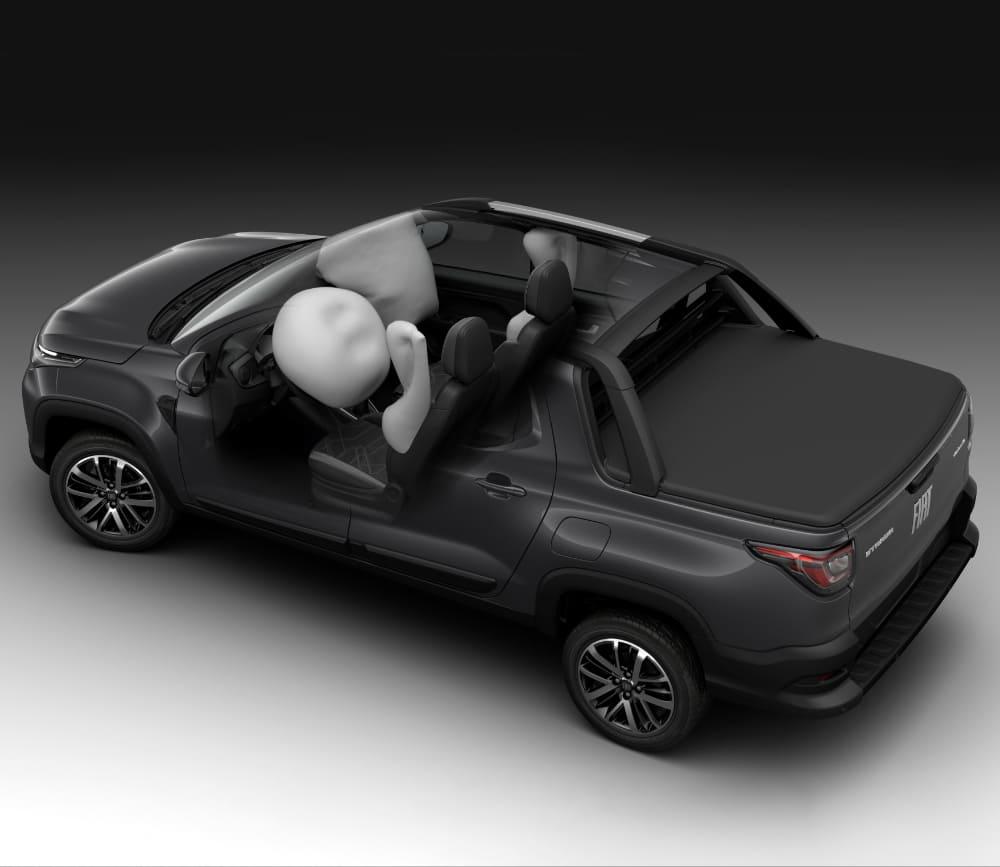 seguranca airbags Strada - Concessionária e Revenda Autorizada Fiat em Santa Catarina, SC | Carboni Fiat