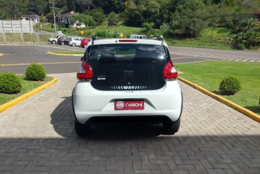 FIAT MOBI WAY 2017/2018