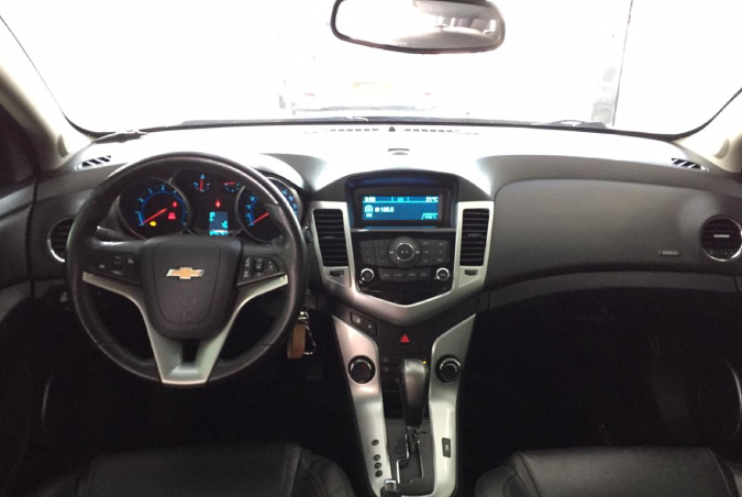 GM CRUZE LT 1.8 2012/2012
