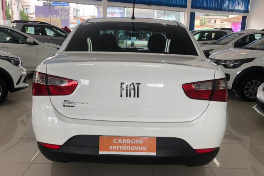 FIAT SIENA ATTRACTIVE 1.0 2019/2020