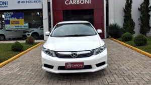 HONDA CIVIC LXS 2013/2014