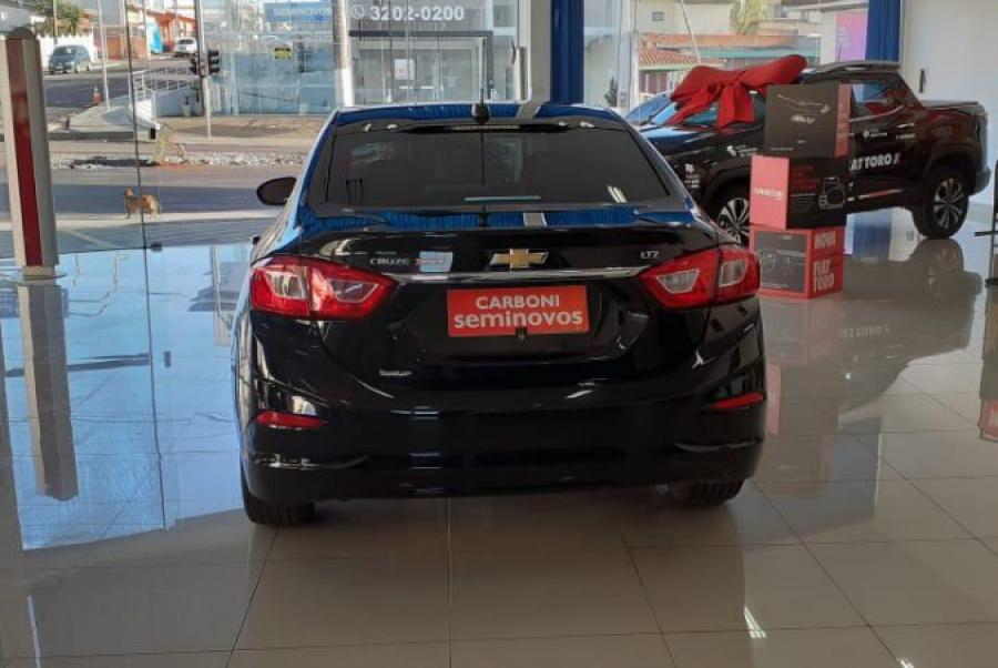 GM CRUZE LTZ HB 4P 2017/2018