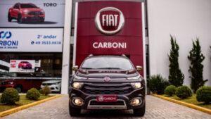 FIAT TORO RANCH 2.0 16V AT9 2019/2020