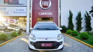 FIAT PUNTO ATTRACTIVE 1.4 4P 2012/2013