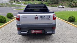 FIAT STRADA HARD WORKING CD 2018/2018