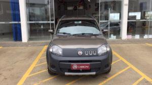 FIAT UNO WAY 1.0 2011/2012